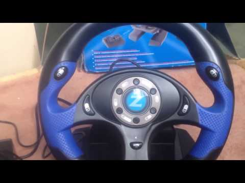 The Cheapest Awesome $35 Gaming Racing Wheel Review