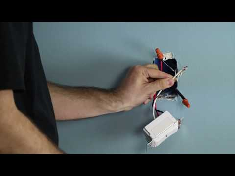 How-To: iDevices Wall Switch and Dimmer Switch - Single Pole Install Setup