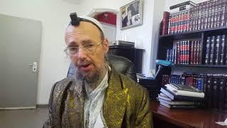 לתרום תפילות לזירוז הגאולה - הרב דב קוק במסר מיוחד