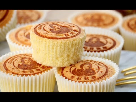 How To Make Fluffy Cupcakes | Cotton Soft Butter Sponge Cake Recipe