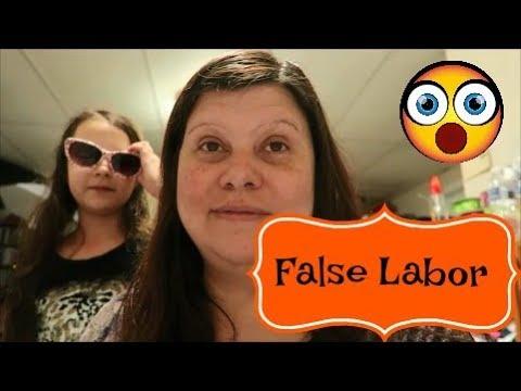 I think it was false labor ~ vlog ~ Oct 11 & 12, 2017