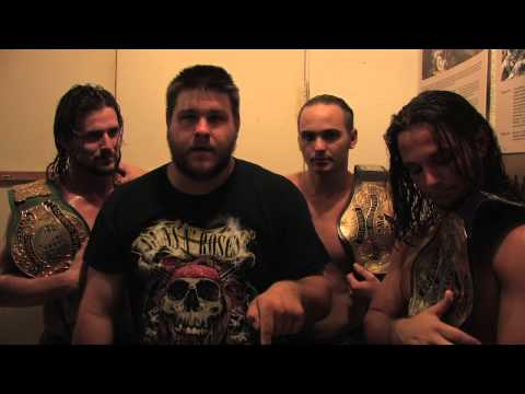 PWG - 2013 BOLA - The Mount Rushmore of Wrestling
