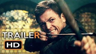 ROBIN HOOD Official Trailer 2 (2018) Taron Egerton, Jamie Foxx Action Movie HD