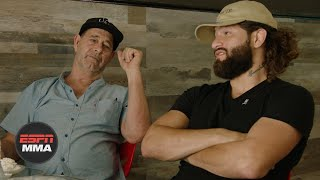Jorge Masvidal and his dad talk about their close relationship   UFC 244   ESPN MMA