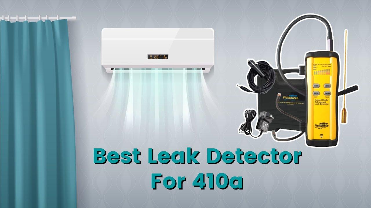 Best Leak Detector for 410a - Top 5 Leak Detectors of 2021