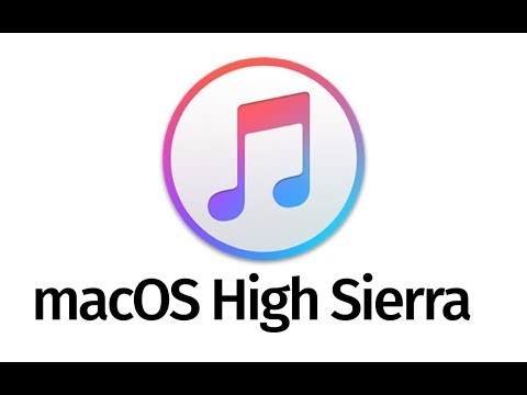 How to Sync Music from macOS High Sierra to iPod