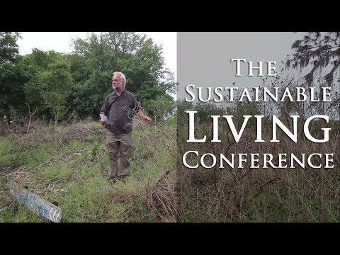 5000 Subscribers! and Edible Wild Plants at the Sustainable Living Conference