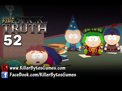 South Park - The Stick Of Truth: 8-Bit RPG Canada!