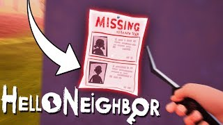 PROOF We Are The Neighbors SON! + Missing Hostages! | Hello Neighbor Beta 3 Theory