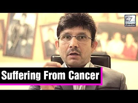 Kamaal R Khan Diagnosed With Stomach Cancer Stage III  | LehrenTV