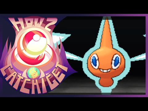 How & Where to catch/get - Rotom in Pokemon X and Y