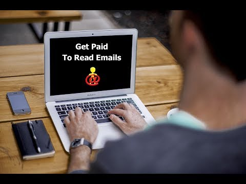 Get Paid To Read My Emails
