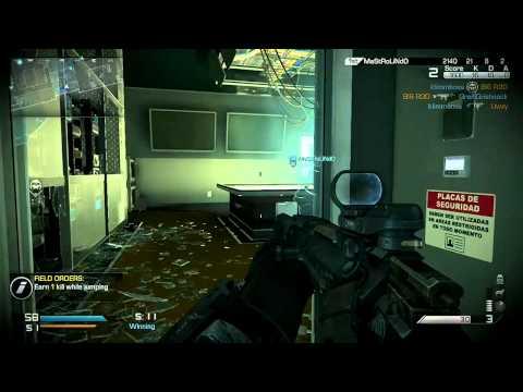 Xbox One COD Ghosts - Test