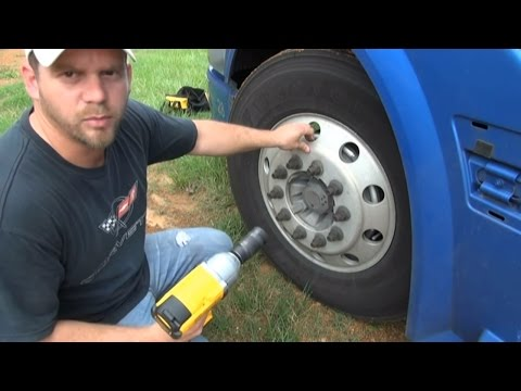 Dewalt DCF899 Impact wrench (Will it remove lug nuts from semi truck?)