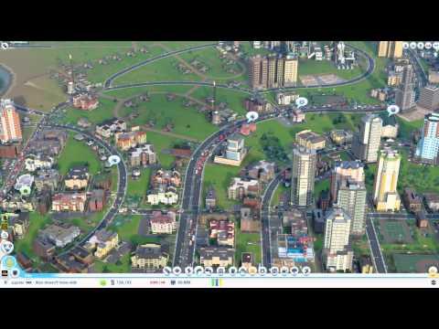 SimCity: My Money Making Oil City