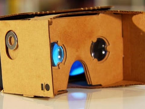 CNET How To - Make Google's Cardboard VR headset