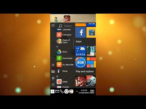 Your Android Phone How To make a windows pc