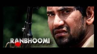 Sumeet Chauhan Promos  RANBHOOMI