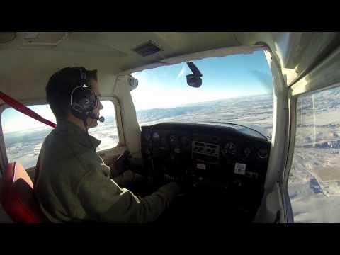 Private pilot training-- Solo flight