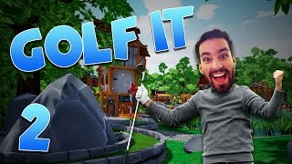 Blue Balls & Sabotage! (Golf It #2)
