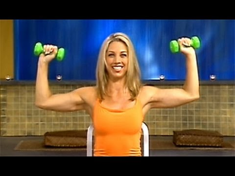 Denise Austin: Upper Body Strength Workout- Level 1