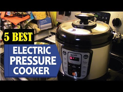 Top 5  Electric Pressure Cooker 2018 | Best Electric Cooker Reviews | Top 5 Electric Cooker