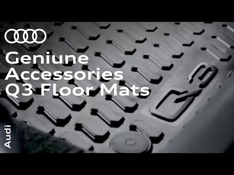 Audi Genuine Accessories – Q3 Floor Mats