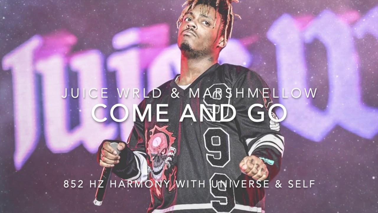 Juice WRLD - Come & Go (Prod. Marshmallow) [852 Hz Harmony with Universe & Self]