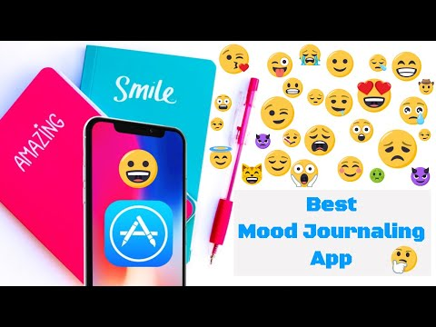 Best Mood Journal App || Log and track your moods