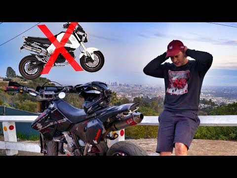 WHY I REGRET BUYING A GROM!