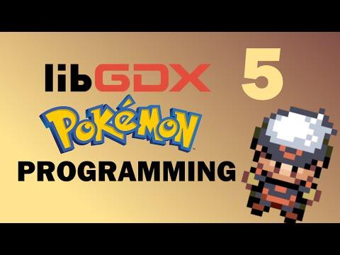 Programming Pokemon 5: Smooth movement with tweening!