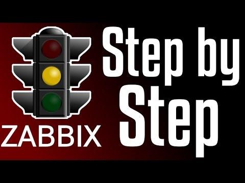 Zabbix - Basic TCP Port monitor