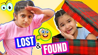 Kids Pretend To Play LOST & FOUND with Lickables   Toystars