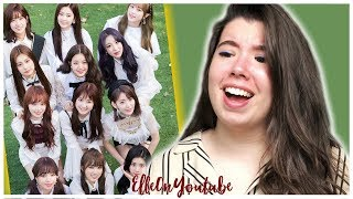18 7 MB] Download GET TO KNOW IZONE Reaction [PRODUCE48] Mp3