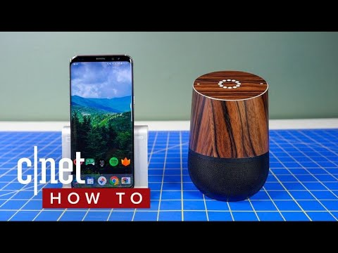 Find your lost phone using Google Home (CNET How To)