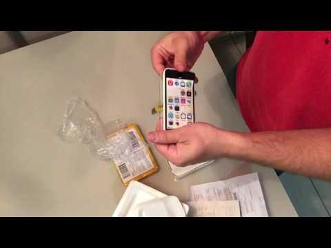 Unboxing IPHONE 5C (Original)
