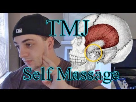 Self Massage for TMJ Relief - Fix Pain
