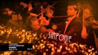 Rai 5: Concerto voci di primavera - Promo