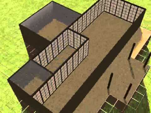 Sims 2 ◊ Building a japanese house #3