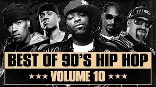 90's Hip Hop Mix #10 | Best of Old School Rap Songs | Throwback Rap Classics | Westcoast | Eastcoast