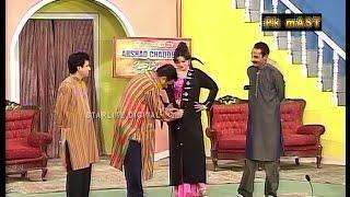 Chikni Iftikhar Thakur New Pakistani Stage Drama Full Comedy Funny Play | Pk Mast