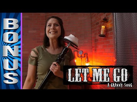 Behind the Scenes of LET ME GO: A Granny Song