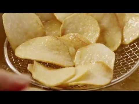 How to Make Homestyle Potato Chips | Snack Recipes | Allrecipes.com