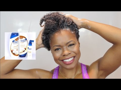 Shampoo Day with Head & Shoulders Moisture Care Collection