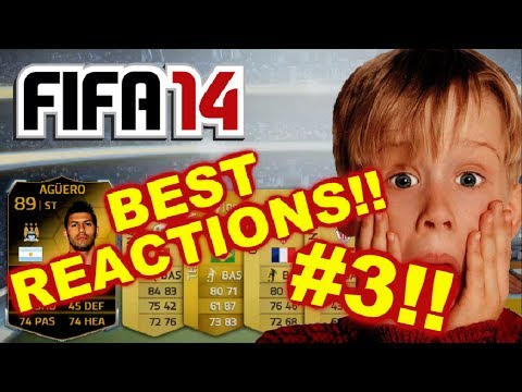 FIFA 14 | Best Pack Opening Reactions!! #3!!