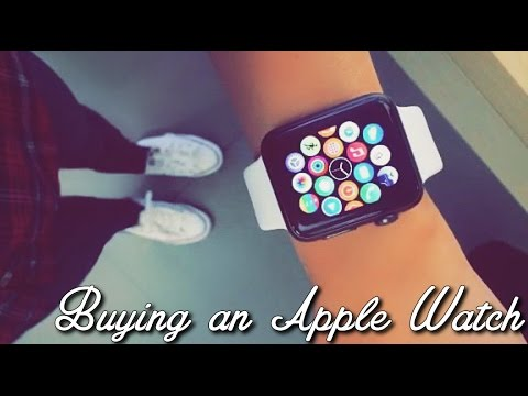 BUYING AN APPLE WATCH! | Mikayla Snow