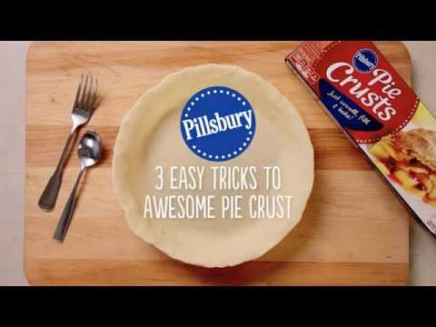 3 Easy Tricks To Awesome Pie Crust
