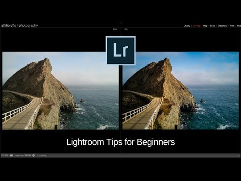 How to make your photos look STUNNING in 5 minutes, using Lightroom | Lightroom Tips for Beginners