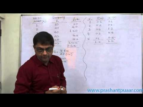 Probability Distribution   1   Random Variable   Mathematical Expectation etc