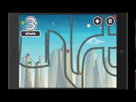 Pangolin HD Gameplay on iPad